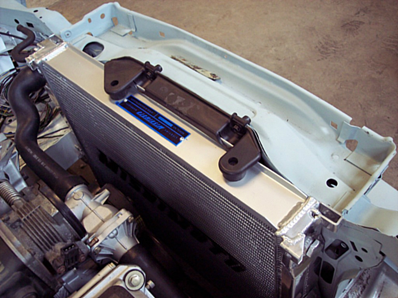 Radiator And Cooling For M60 M62 V8 E30 Swap And Other
