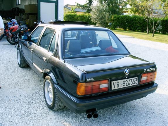 E30 BMW M3 spoilers