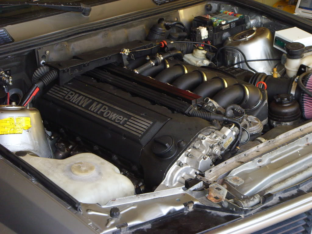 E30 Engine Swap Options Rts Your Total Bmw Enthusiast M50 Wire Harness 335i M30b35 Conversion 218 Hp 315nm