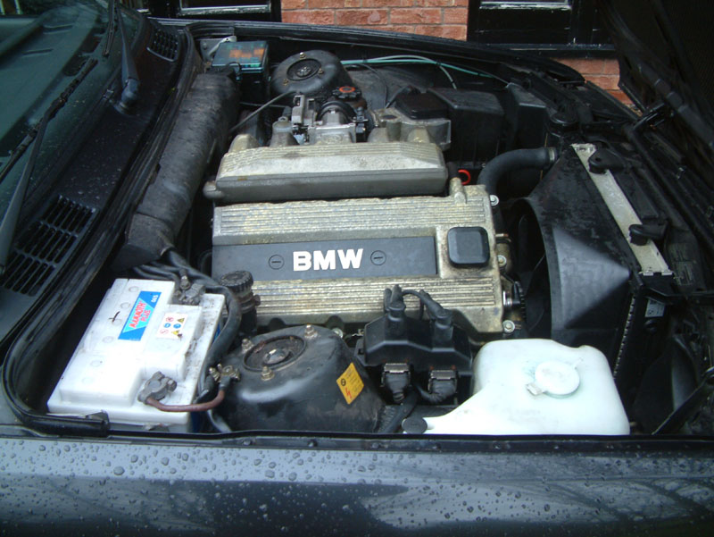 E30 engine swap options