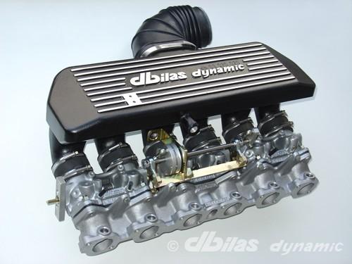 E30, E36, E46, E34 individual throttle body system for your BMW from Dbilas
