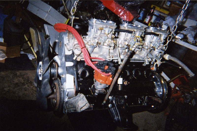 Fuel injection to carburetion and Individual throttle bodies