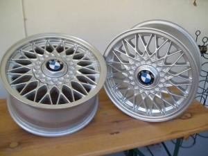 BMW E30 15 inch 4x100 Euroweaves