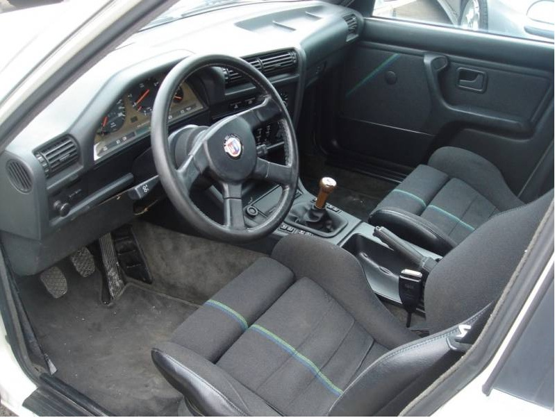 E30 Recaro Seats (the real Recaro seats not your normal sport seats)