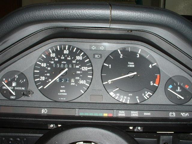 bmw e30 dash swap removal and installation rts your total bmw rh rtsauto com BMW E28 Dash BMW E30 Redline