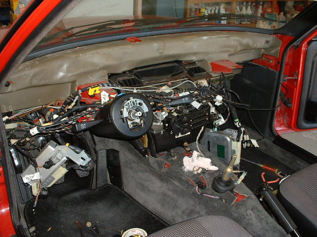 bmw e30 dash swap removal and installation rts your total bmw rh rtsauto com BMW E30 Dash Switches Repaired BMW E30 Dash