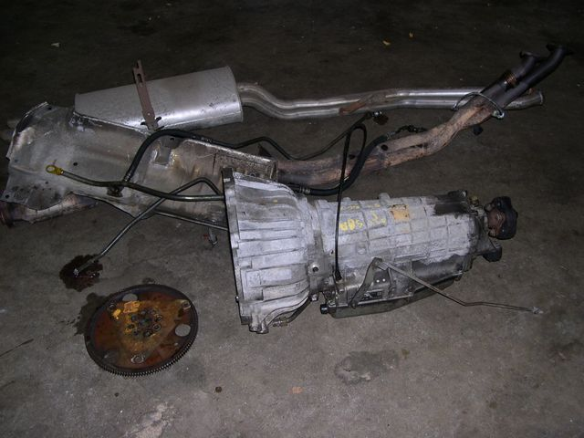 Bmw E30 Transmission Swap Automatic To Manual Rts Your Autos Post