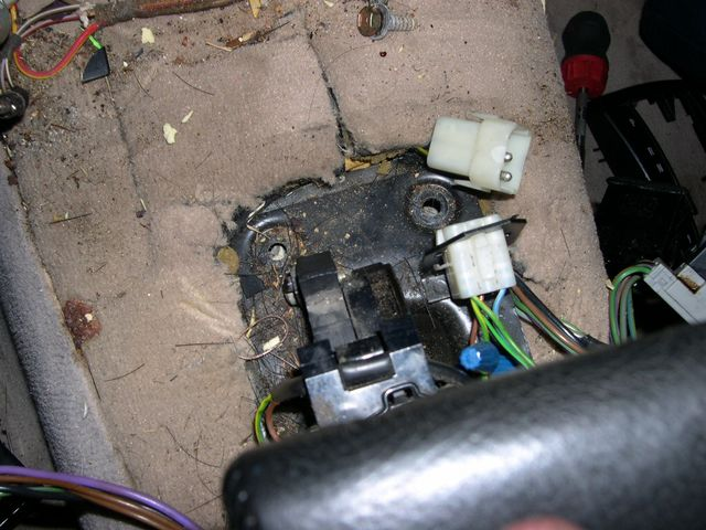automatic to manual transmission swap