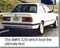 Million Mile E30 325i Mobil One