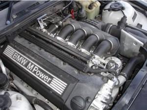 E36 S50b32 321hp Euro m3 motor