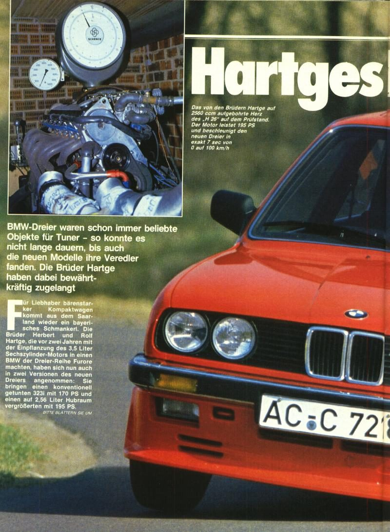 Project Bmw E30 323i To Alpina C2 2 7 Page 5 R3vlimited Forums