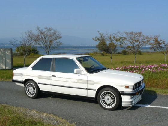 Different BMW E30's: Alpina, Hartge, Schnitzer