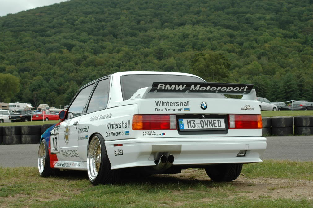 E30 BMW M3 spoilers  RTS  Your Total BMW Enthusiast