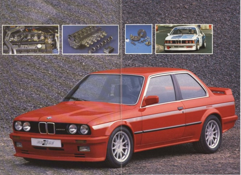 Different Bmw E30 S Alpina Hartge Schnitzer Rts Your Total