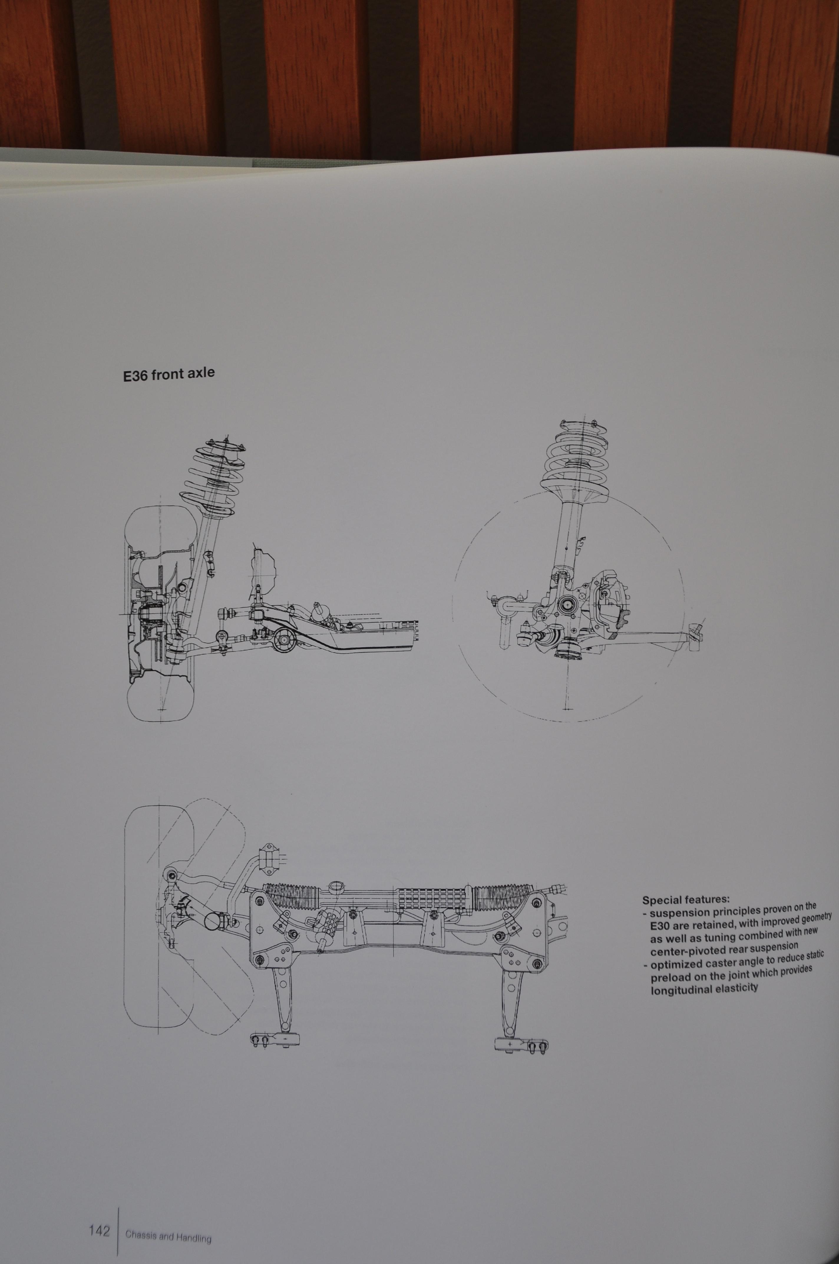 3 Series Suspension Kinematics Elastokinematics Axle Diagrams 02 E36 Engine Diagram