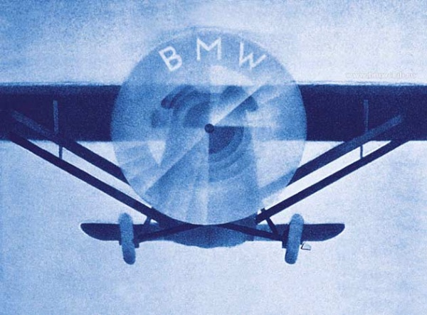 The origins of the BMW logo (not what you think)