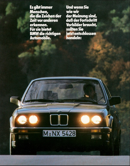 Old E30 print articles (updated periodically)