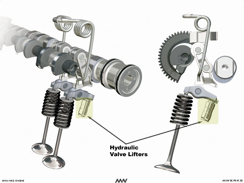 Bmw E90 Valve Train Lifter Ticknoise Rts Your Total Rhrtsauto: Bmw E90 N52 Engine Diagram At Cicentre.net