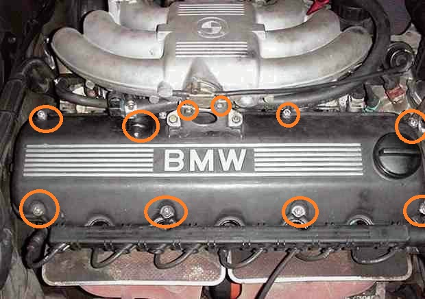 M20B25 Valve adjustment E30 (325i, 325is, 325ix)