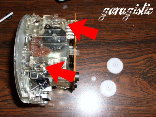e30 vdo gear repair (10)
