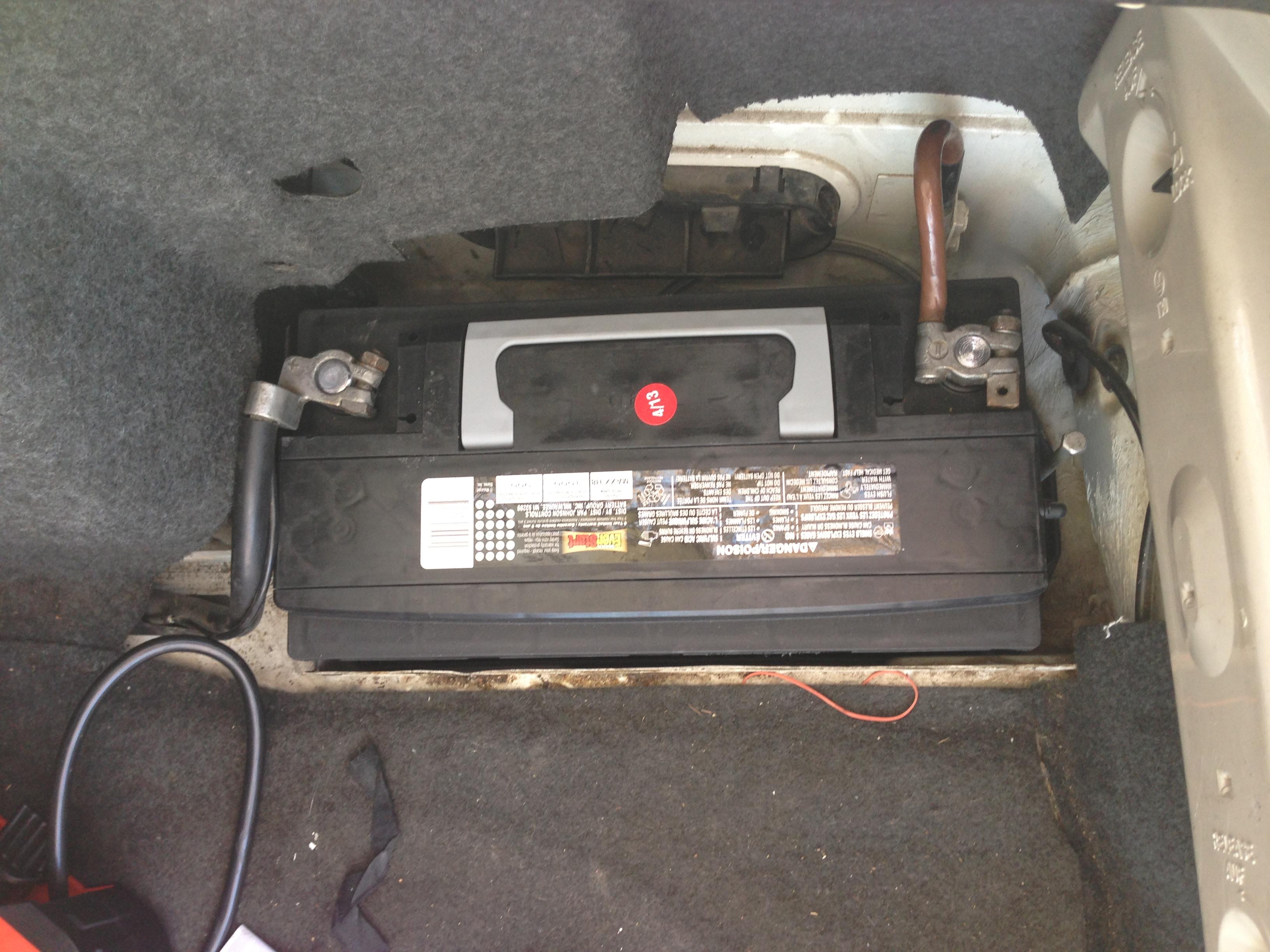 Battery walmart e30
