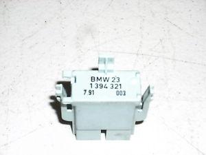 E30 tach coding plug