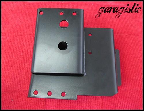 Garagistic boosterless bracket