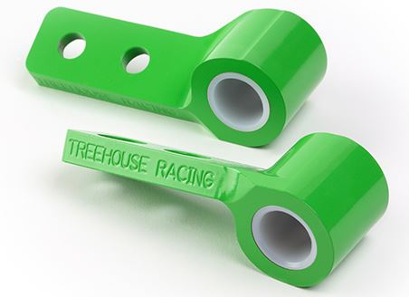 Treehouse racing control arm bushings