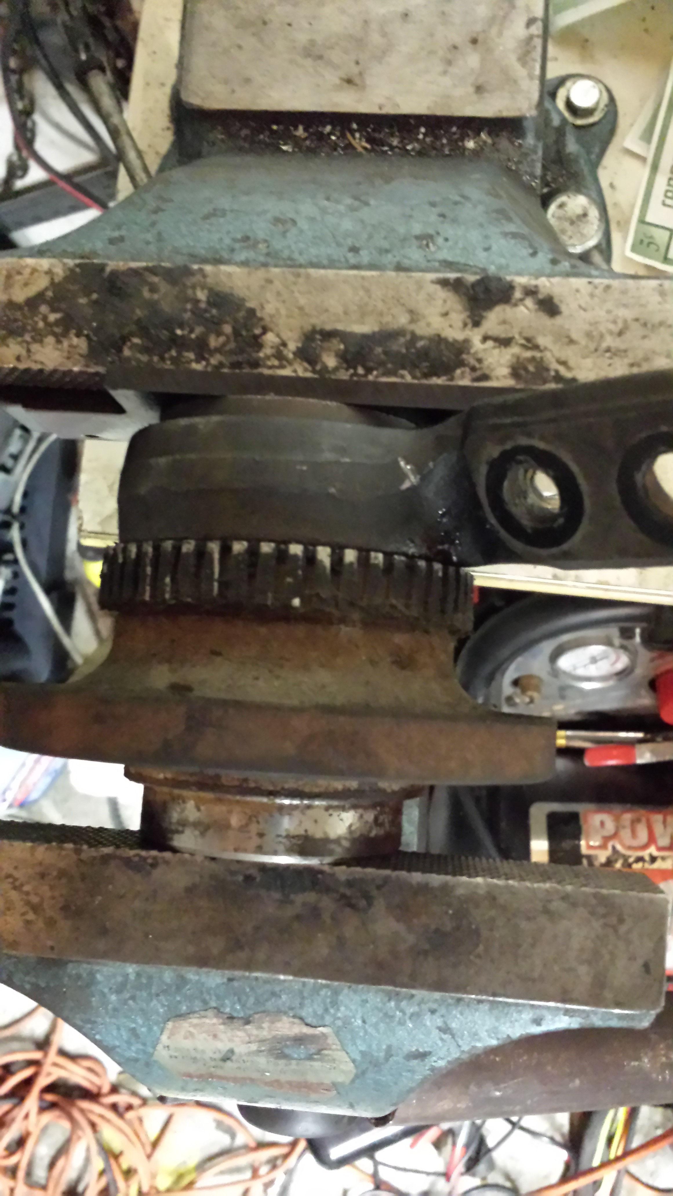 E30/E36/E46 BMW control arm bushing specialty tools and tips