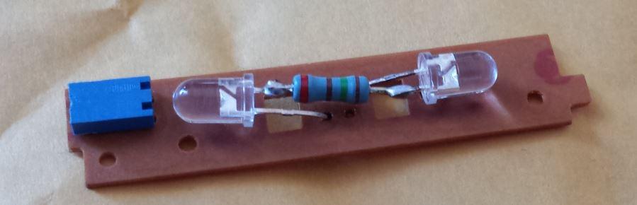 E30 lightbar led