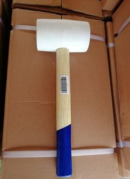 How to find an exhaust rattle using a rubber mallet